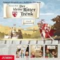 Der kleine Ritter Trenk, Sammelbox II, Folge 8-13 (CD 4-6), 3 Audio-CDs