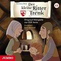Der kleine Ritter Trenk, 1 Audio-CD - Folge.11