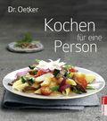 Dr. Oetker Kochen für eine Person