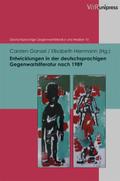 Entwicklungen in der deutschsprachigen Gegenwartsliteratur nach 1989