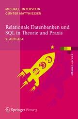 Relationale Datenbanken und SQL in Theorie und Praxis