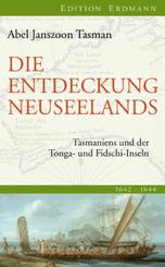 Die Entdeckung Neuseelands, Tasmaniens und der Tonga- und Fidschi-Inseln 1642-1644