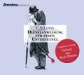 Dienstanweisung für einen Unterteufel, 4 Audio-CDs