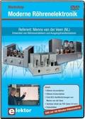 Workshop Moderne Röhrenelektronik, DVD-ROM
