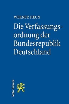 Die Verfassungsordnung der Bundesrepublik Deutschland