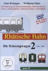 Rhätische Bahn, Die Reisezugwagen, DVD-ROM - Tl.2