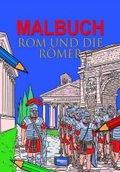 Malbuch Rom und die Römer