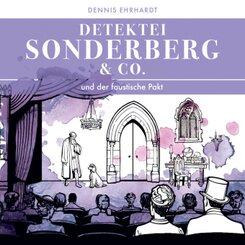 Sonderberg & Co. und der faustische Pakt, 1 Audio-CD