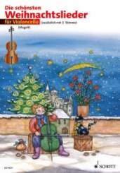 Die schönsten Weihnachtslieder, 1-2 Violoncelli