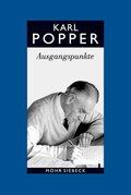 Gesammelte Werke: Ausgangspunkte. Meine intellektuelle Entwicklung; Bd.15