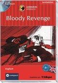 Bloody Revenge, 1 Audio-CD m. Begleitbuch