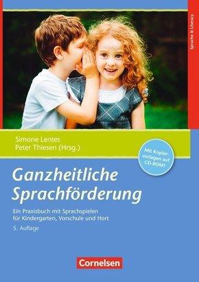 Ganzheitliche Sprachförderung, m. CD-ROM