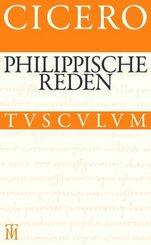 Die philippischen Reden - Philippica