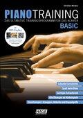 Piano Training Basic, m. Audio-CD