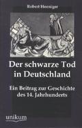 Der schwarze Tod in Deutschland