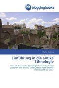 Einführung in die antike Ethnologie