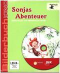 Sonjas Abenteuer, Bilderbuch mit Bilderbuch-DVD-ROM