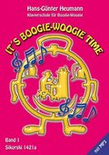 It's Boogie-Woogie Time, m. Audio-CD - Bd.1