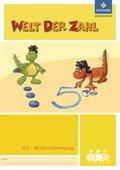 Welt der Zahl - Inklusionsmaterialien: Wahrnehmung; H.A1