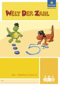 Welt der Zahl - Inklusionsmaterialien: Zahlen 0 bis 6; H.A2