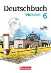 Deutschbuch Gymnasium - Berlin, Brandenburg, Mecklenburg-Vorpommern, Sachsen, Sachsen-Anhalt und Thüringen - 6. Schuljah