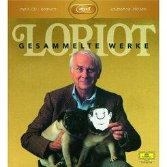 Gesammelte Werke, 1 MP3-CD