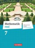 Mathematik Real, Differenzierende Ausgabe Nordrhein-Westfalen (2011): 7. Schuljahr, Schülerbuch