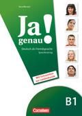 Ja genau! - Deutsch als Fremdsprache: Sprachtraining DaF; Bd.B1/1+2