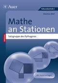 Mathe an Stationen SPEZIAL - Satzgruppe des Pythagoras