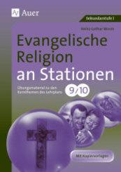 Evangelische Religion an Stationen 9/10