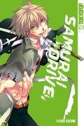 Samurai Drive - Bd.2