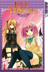 Love Trouble Darkness - Bd.1