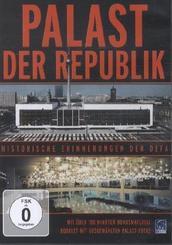 Palast der Republik - Historische Erinnerungen der DEFA, 2 DVDs