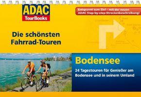 Bodensee - ADAC TourBooks Die schönsten Fahrrad-Touren
