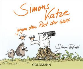 Simons Katze gegen den Rest der Welt!