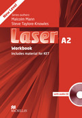 Laser A2: Workbook without key, w. Audio-CD