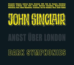 Geisterjäger John Sinclair - Dark Symphonies, 2 Audio-CDs