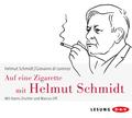 Auf eine Zigarette mit Helmut Schmidt, 3 Audio-CDs