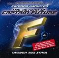 The Return of Captain Future - Nerven aus Stahl, 1 Audio-CD