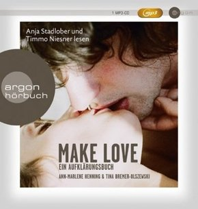 Make Love, 1 MP3-CD