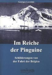 Im Reiche der Pinguine