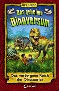 Das verborgene Reich der Dinosaurier