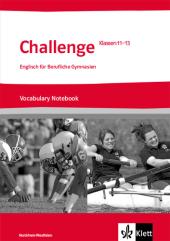 Challenge, Ausgabe Nordrhein-Westfalen: Klassen 11-13, Vocabulary Notebook