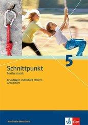 Schnittpunkt Mathematik, Ausgabe Nordrhein-Westfalen, Neubearbeitung: Schnittpunkt Mathematik 5. Differenzierende Ausgabe Nordrhein-Westfalen