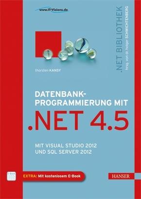 Datenbankprogrammierung mit .NET 4.5