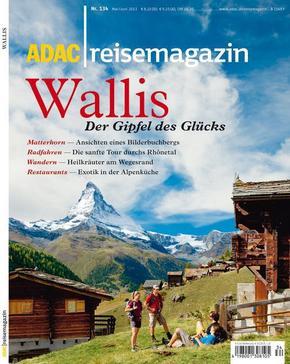 ADAC Reisemagazin Wallis