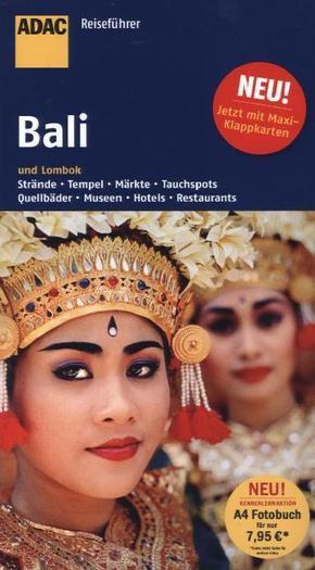 ADAC Reiseführer Bali und Lombok