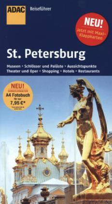 ADAC Reiseführer St. Petersburg