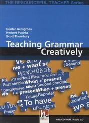 Teaching Grammar Creatively, w. CD-ROM/Audio-CD