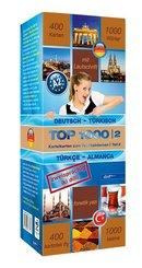 Top 1000 Türkisch Niveau A2, Karteikarten m. Lernbox - Tl.2